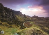 Trotternish Ridge, Skotsko